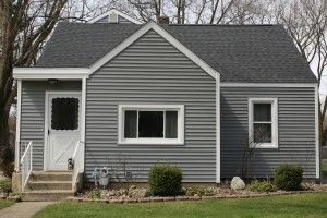 "Before & After: ""Deep Granite"" Siding"